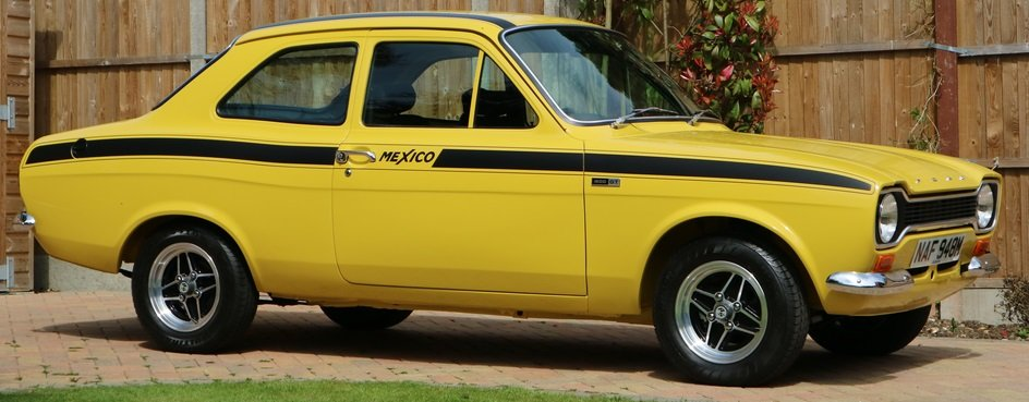 1973 Ford RS AVO Escort Mexico MK1. The World Record Breaker .... For Sale (picture 1 of 6)
