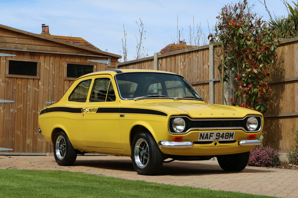 1973 Ford RS AVO Escort Mexico MK1. The World Record Breaker .... For Sale (picture 5 of 6)