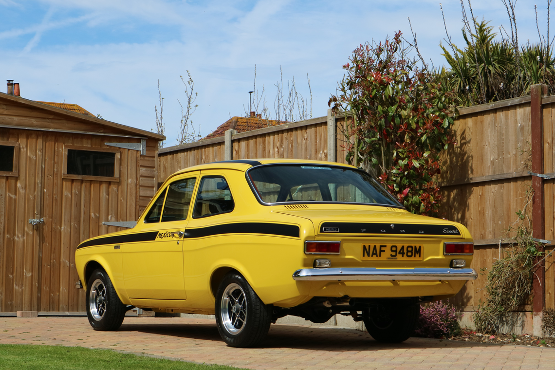 1973 Ford RS AVO Escort Mexico MK1. The World Record Breaker .... For Sale (picture 6 of 6)