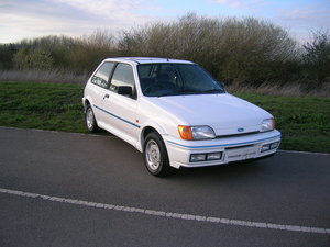 1991 Ford Fiesta XR2i Very Low Mileage Collectable For Sale