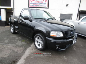 2003 FORD F150 LIGHTNING 5.4 LITRE SUPERCHARGED For Sale