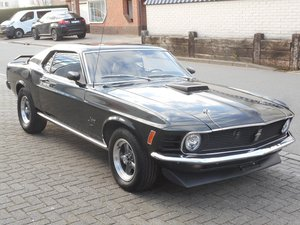 1970 FORD MUSTANG 5.7 V8 FASTBACK USA For Sale