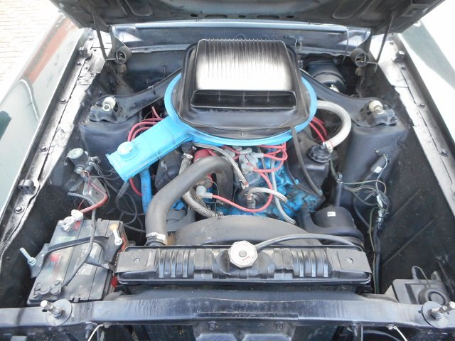 1970 FORD MUSTANG 5.7 V8 FASTBACK USA For Sale (picture 5 of 6)