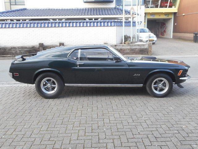 1970 FORD MUSTANG 5.7 V8 FASTBACK USA For Sale (picture 6 of 6)