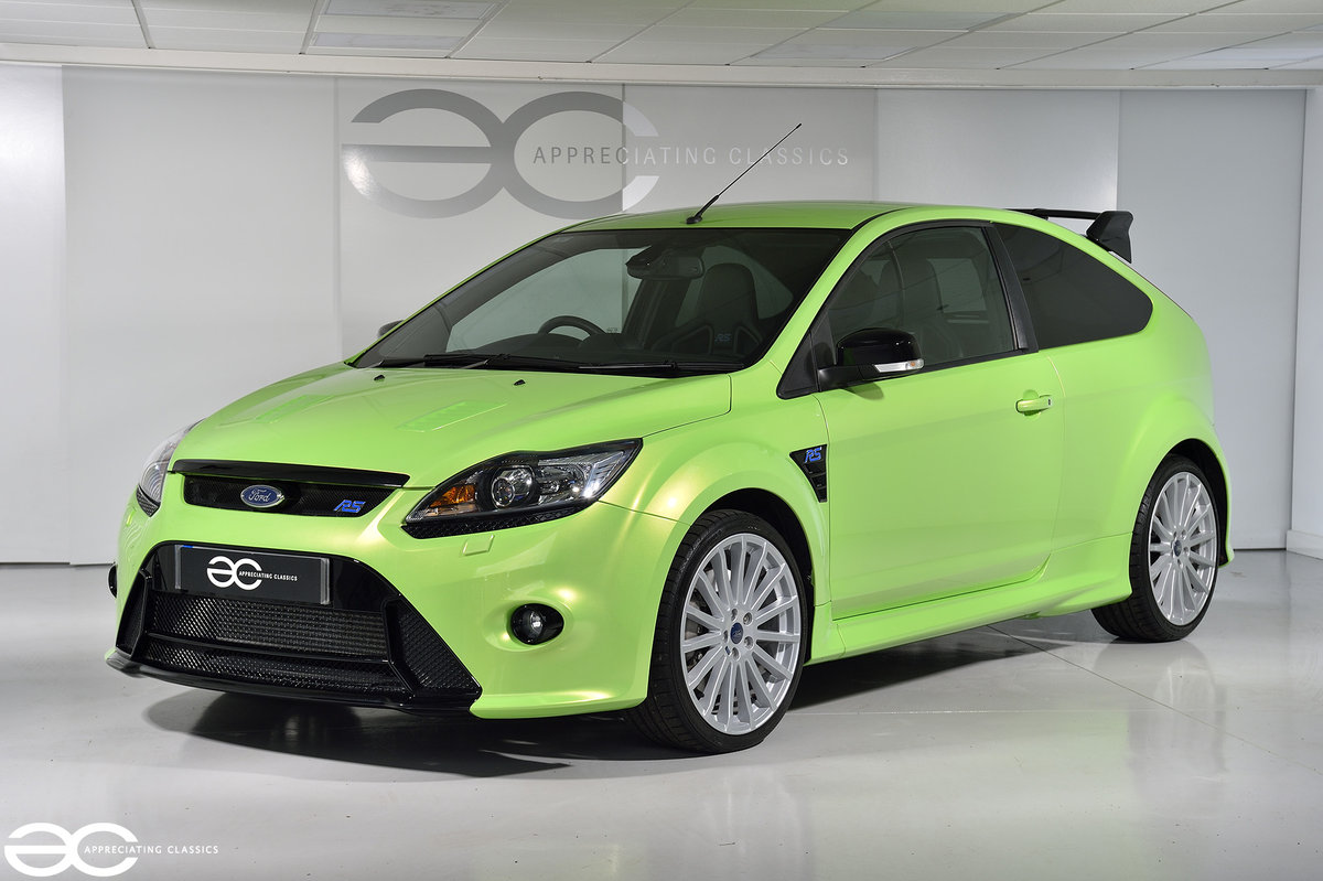 2009 Mk2 Focus RS - 8K Miles - Unmodified - Great Specification  SOLD (picture 2 of 6)