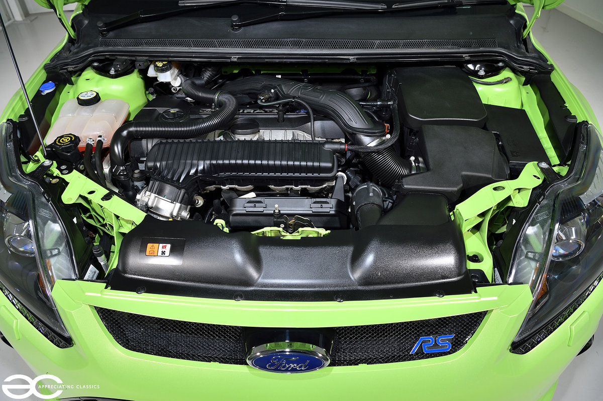 2009 Mk2 Focus RS - 8K Miles - Unmodified - Great Specification  SOLD (picture 6 of 6)