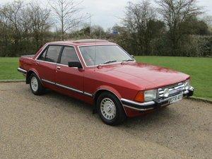 1983 Ford Granada 2.8GL Auto MKII at ACA 13th April  For Sale