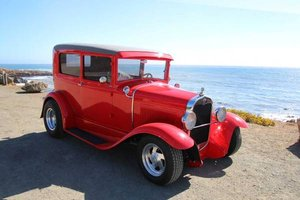 1930 Ford Tudor (Cambria,CA) $438,000