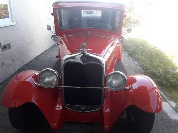 1930 Ford Tudor (Cambria,CA) $438,000 For Sale (picture 2 of 6)