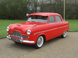 1954 Ford Zephyr MkI at ACA 13th April For Sale