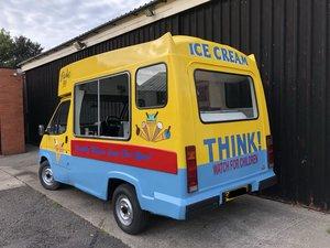 1988 Ford Transit Ice Cream Van Classic Mk3 Morrison