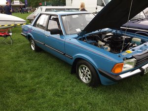 1983 cortina crusader mint and original