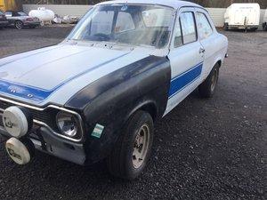1973 RS200 MK1 restoration project For Sale