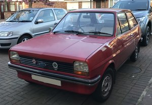 Fiesta Mk1 1978 957cc High Compression L For Sale