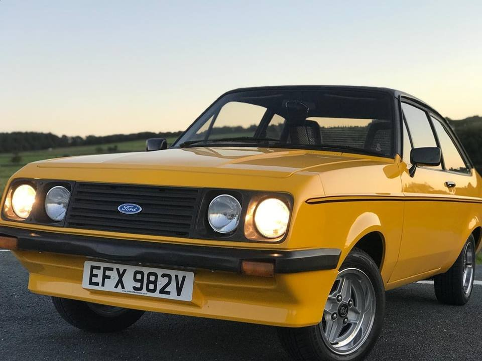 1979 Ford Escort RS 2000 Custom For Sale (picture 1 of 6)