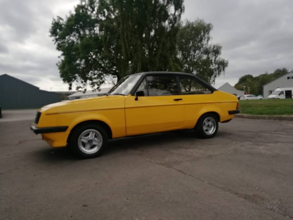 1979 Ford Escort RS 2000 Custom For Sale (picture 5 of 6)