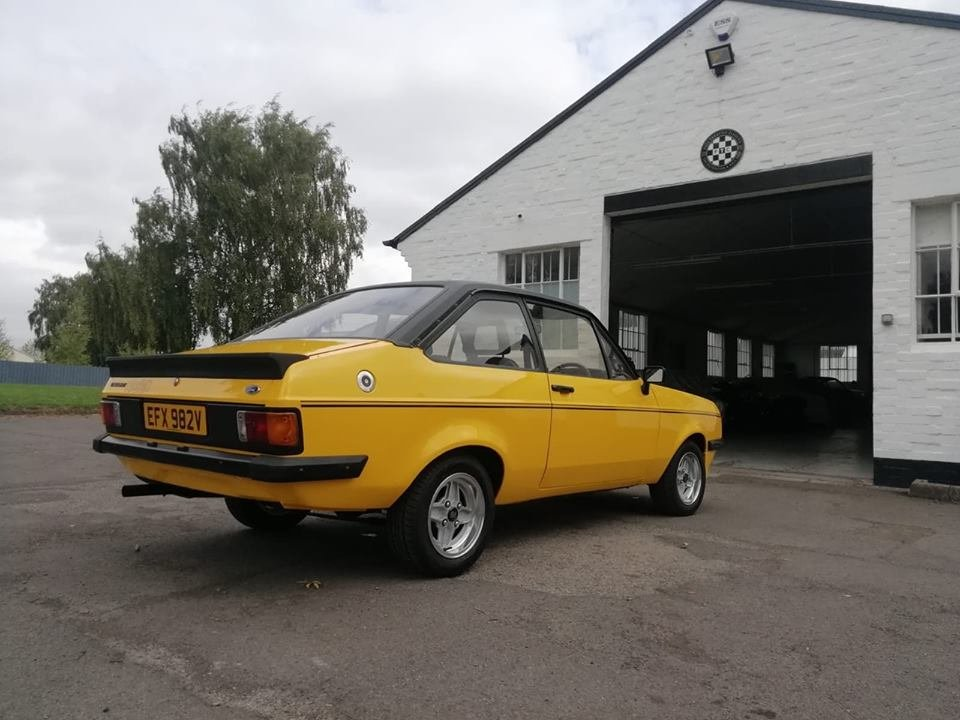 1979 Ford Escort RS 2000 Custom For Sale (picture 6 of 6)