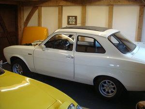 Genuine twin cam escort bb49 1968 For Sale