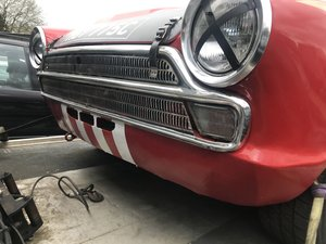 1965 MK1 Lotus Cortina Alan Mann replica - lotus running gear For Sale