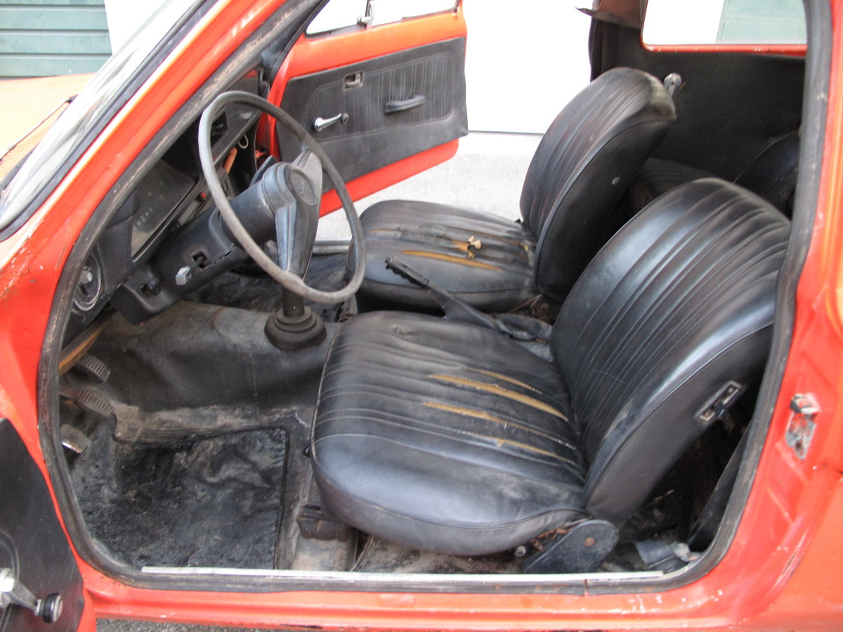 1976 Ford Escort Mk2 Van For Sale (picture 3 of 6)