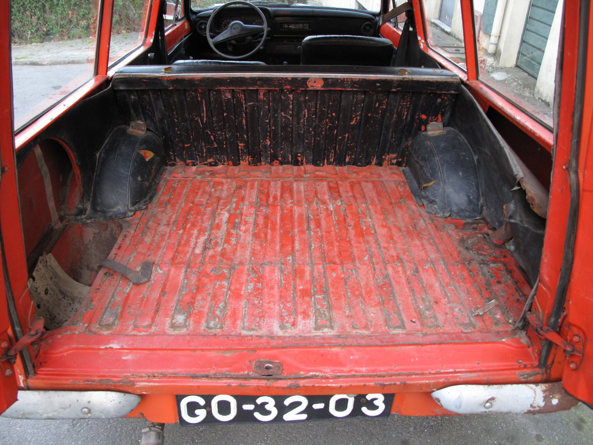 1976 Ford Escort Mk2 Van For Sale (picture 5 of 6)