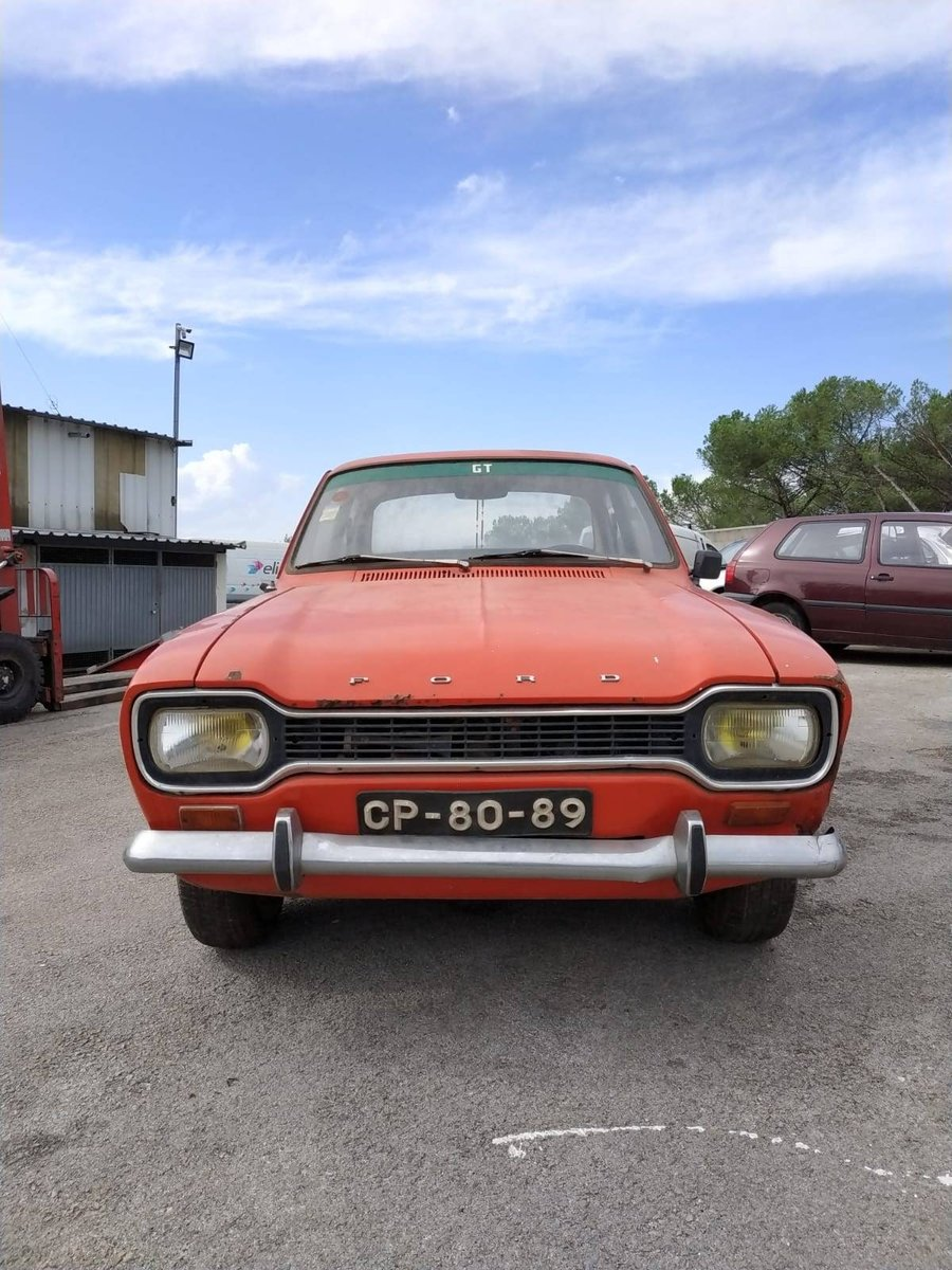1975 Ford Escort Mk1 1.3 GT-HC - 4 doors For Sale (picture 1 of 6)