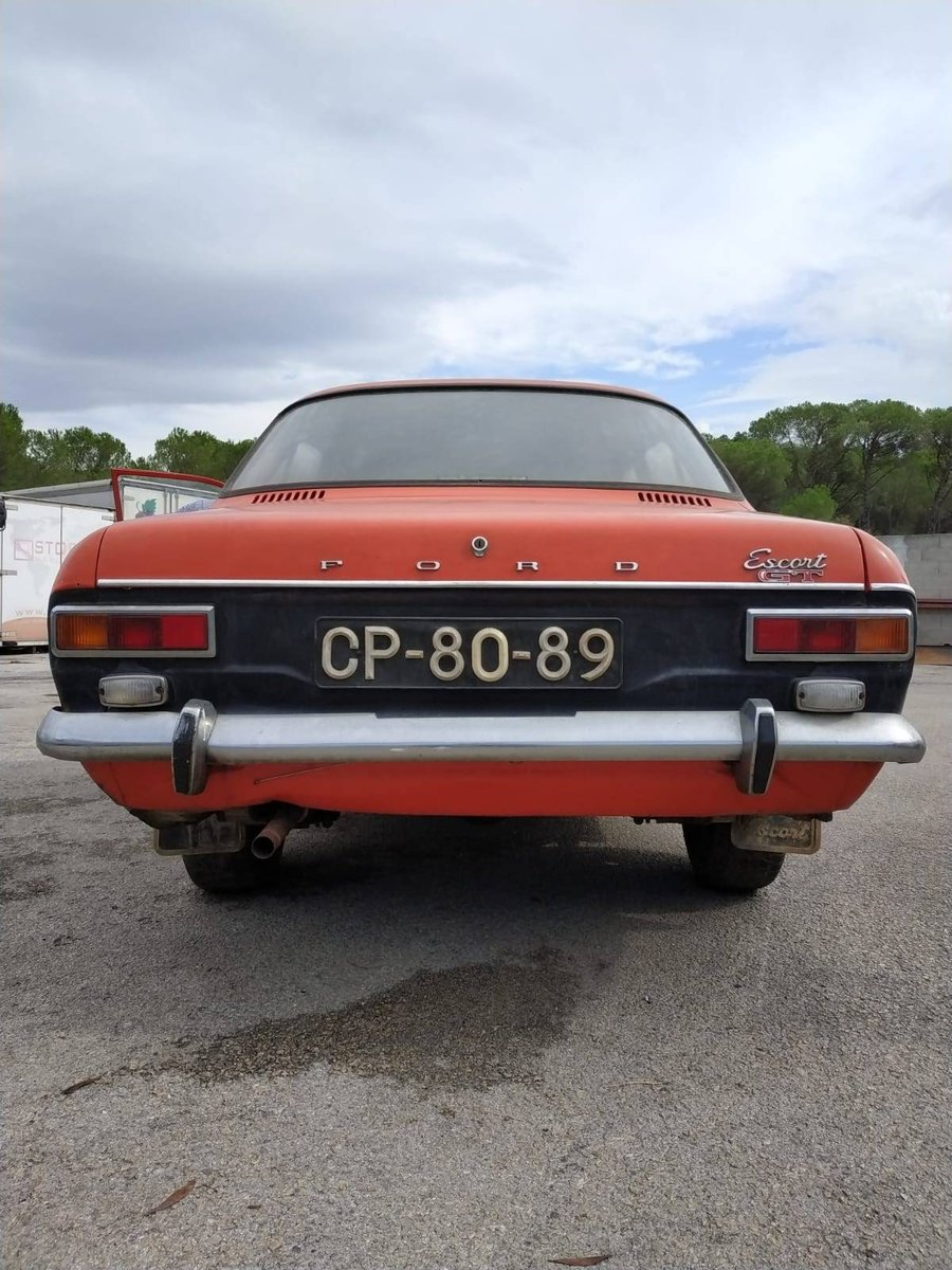 1975 Ford Escort Mk1 1.3 GT-HC - 4 doors For Sale (picture 2 of 6)