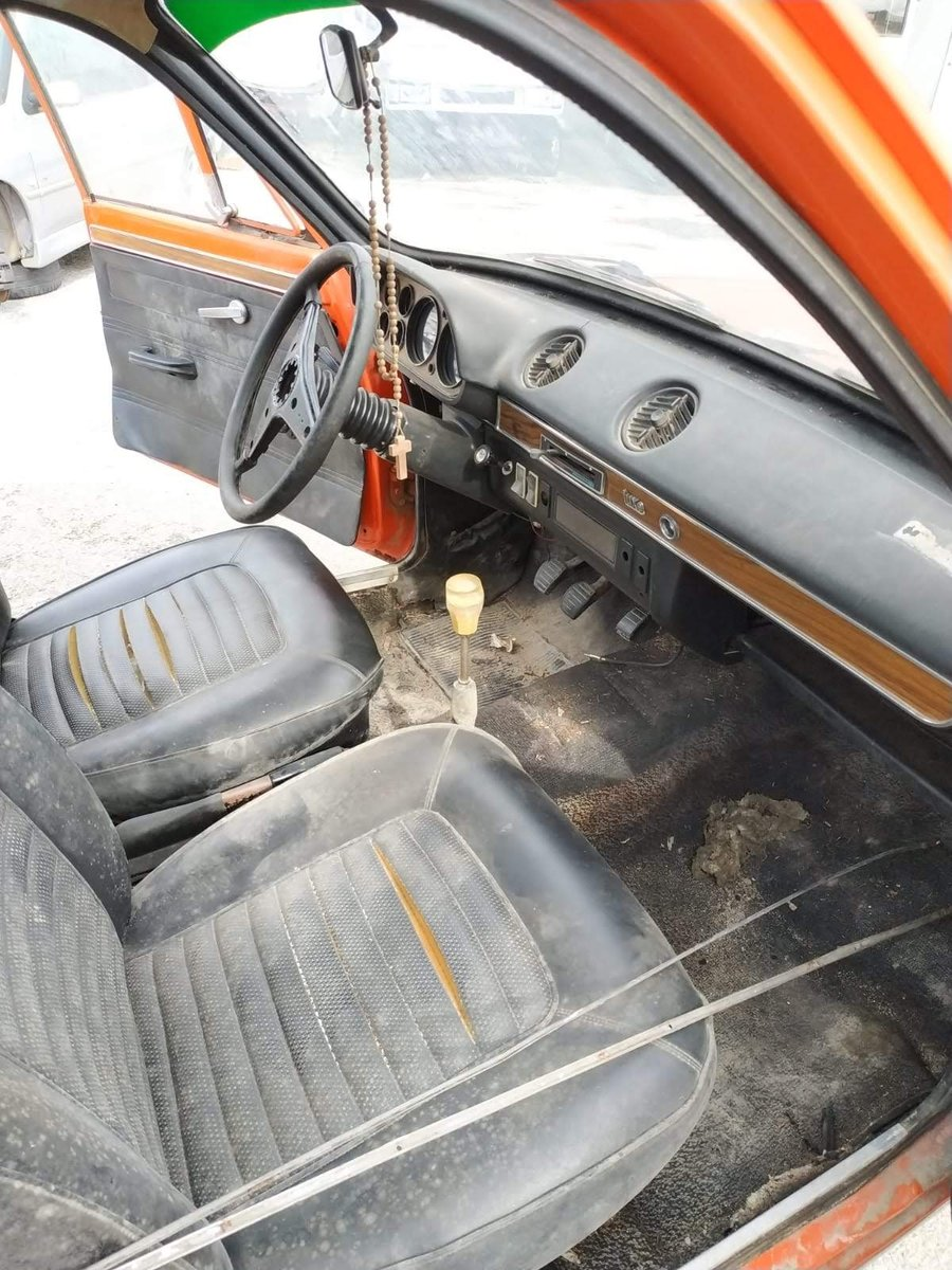 1975 Ford Escort Mk1 1.3 GT-HC - 4 doors For Sale (picture 3 of 6)