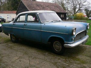 1961 Ford Consul MKII at ACA 13th April  For Sale