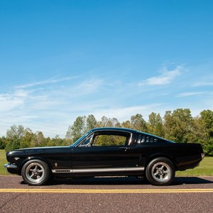 1966 Ford Mustang FastBack = Fast Paxton Supercharged $69.9k For Sale