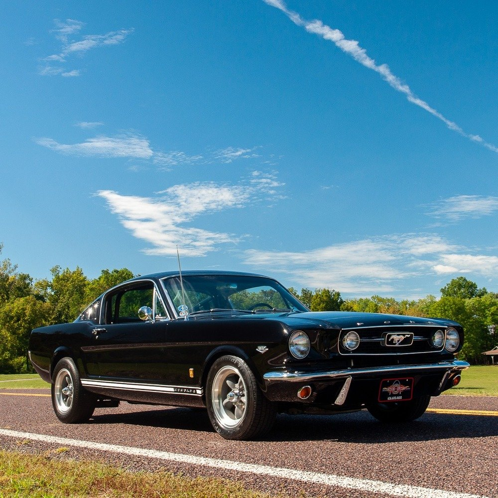 1966 Ford Mustang FastBack = Fast Paxton Supercharged $69.9k For Sale (picture 2 of 3)