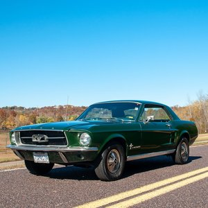 1967 Ford Mustang Hardtop = Custom LS FI Restomod $20.5k For Sale
