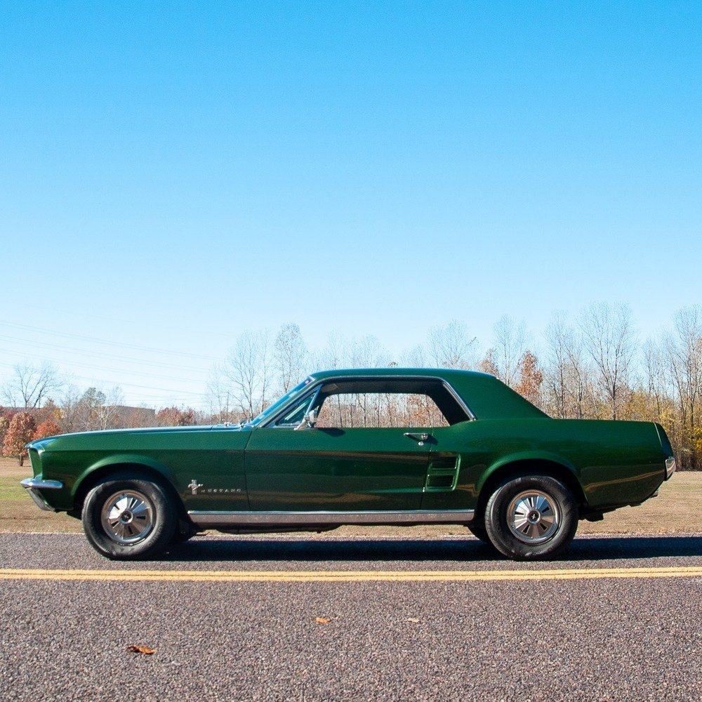 1967 Ford Mustang Hardtop = Custom LS FI Restomod $20.5k For Sale (picture 2 of 5)