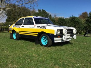 1977 Escort RS1800 STW130R For Sale