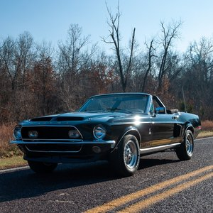 1968 Shelby Mustang GT-500 Convertible Cobra = Clone $59.5k  For Sale