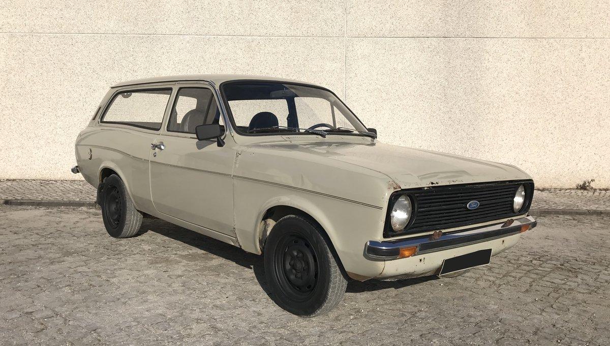1979 Ford Escort MK2 Estate For Sale (picture 1 of 6)