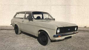 1979 Ford Escort MK2 Estate
