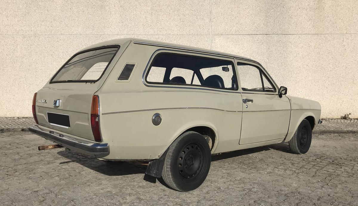 1979 Ford Escort MK2 Estate For Sale (picture 2 of 6)