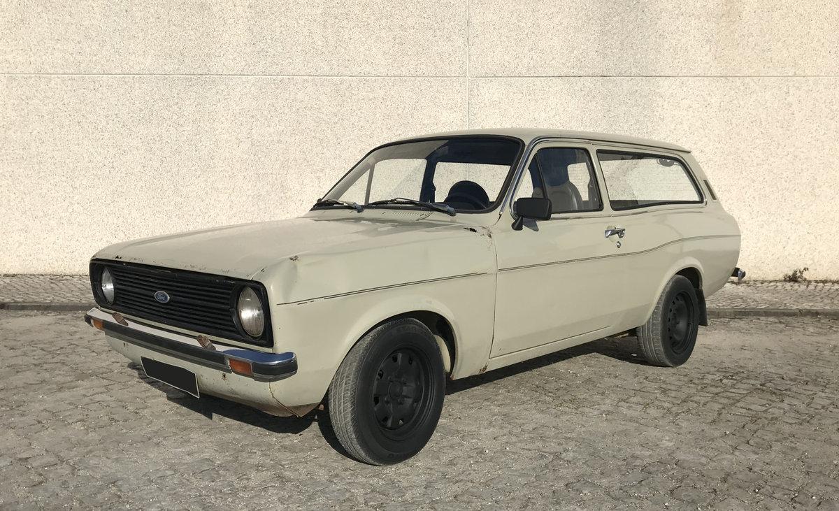 1979 Ford Escort MK2 Estate For Sale (picture 4 of 6)