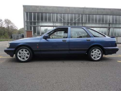 1989 Ford Sierra XR4x4i 2.9 at Morris Leslie Auction 25th May SOLD by Auction (picture 2 of 6)