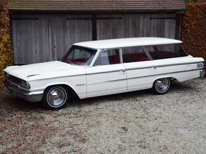 Ford Galaxie Country Sedan (1963) For Sale