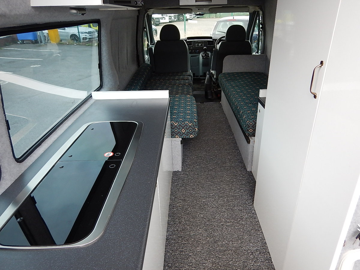 2008 FORD TRANSIT 100 T350L High Roof Camper Van SOLD (picture 4 of 6)