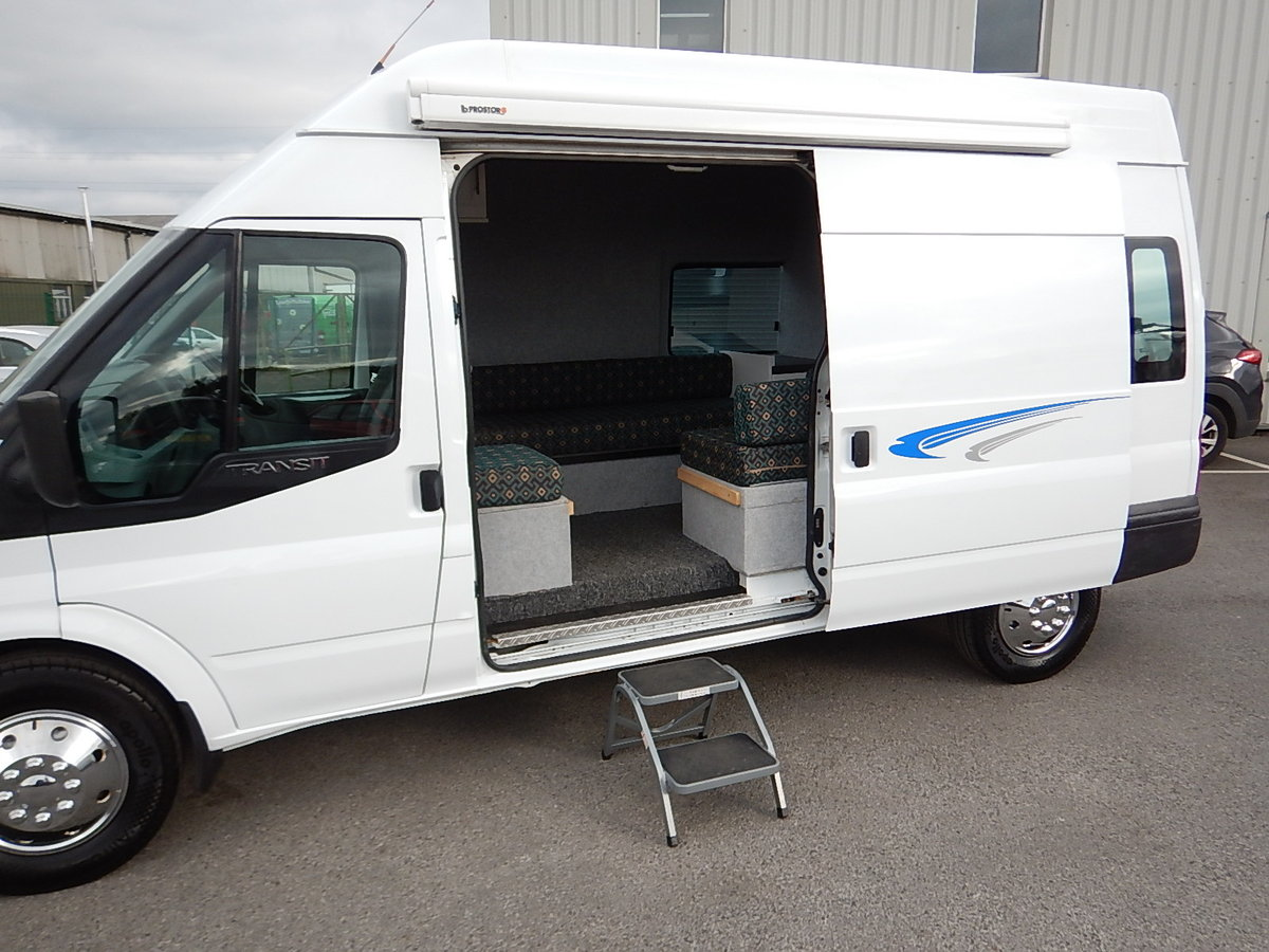2008 FORD TRANSIT 100 T350L High Roof Camper Van SOLD (picture 5 of 6)