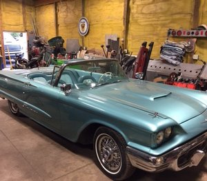Picture of 1960 Ford Thunderbird Convertible