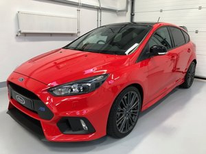 Ford Focus RS MK3 Red Edition 2018 One Owner and Just 2,125  For Sale