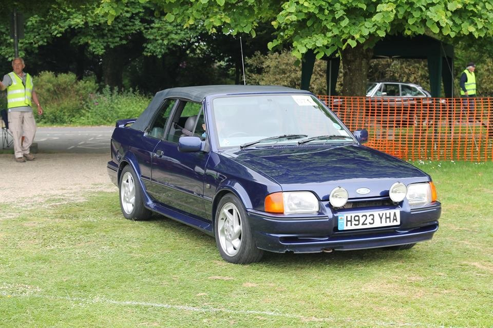 1990 Ford escort XR3i se500 For Sale (picture 1 of 5)