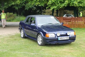1990 Ford escort XR3i se500