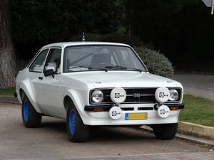 1978 Ford Escort RS1800, Group 4, Safari spec., period restored.
