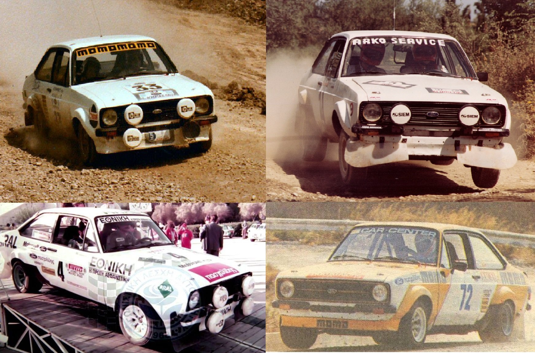 1978 Ford Escort RS1800, Group 4, Safari spec., period restored. For Sale (picture 6 of 6)