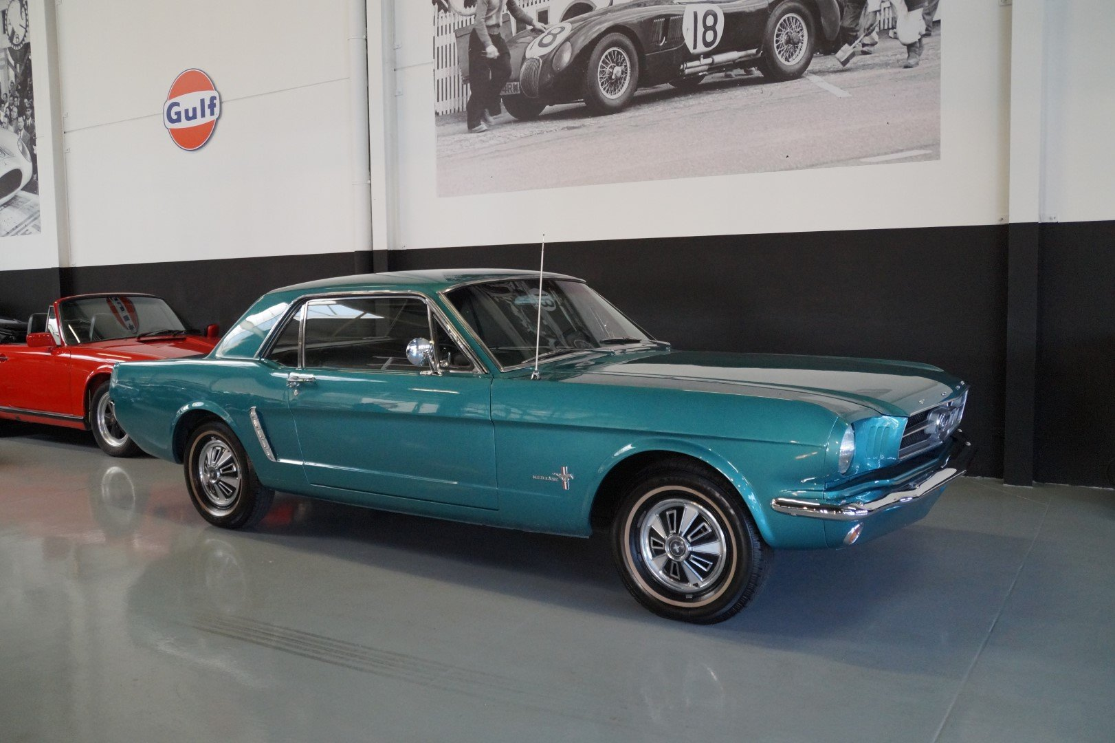 FORD MUSTANG (1965) For Sale (picture 1 of 6)